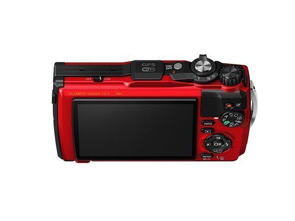 Fotoaparát k extrémním sportům, 12 MP, 4x zoom, OLYMPUS