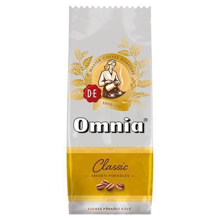 """Káva """"Omnia"""", pražená, zrnková, 200g, DOUWE EGBERTS"""