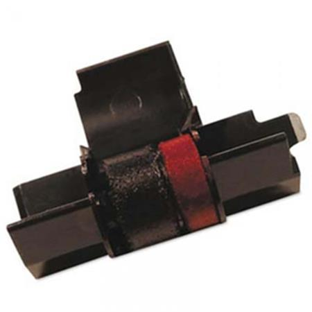 Ink roller for printing calculator, HR-100/150/200 FR-520/2650, red-black