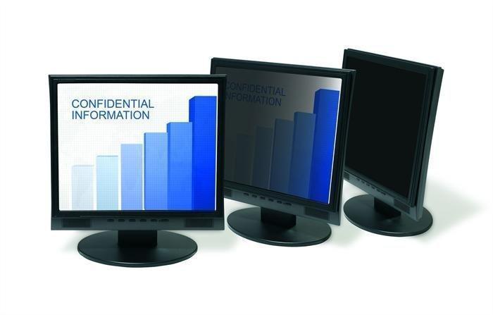 "Privátní filtr na monitor, černý, 20,0"", 443 x 250 mm, 16:9, 3M"