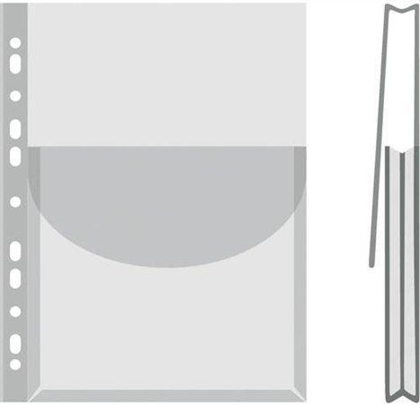 Obal na katalogy, transparentní, A4, 170 micron, 27 mm, DONAU