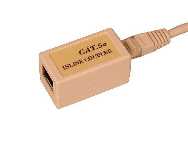 UTP prodlužovací kabel, F/F, SANDBERG