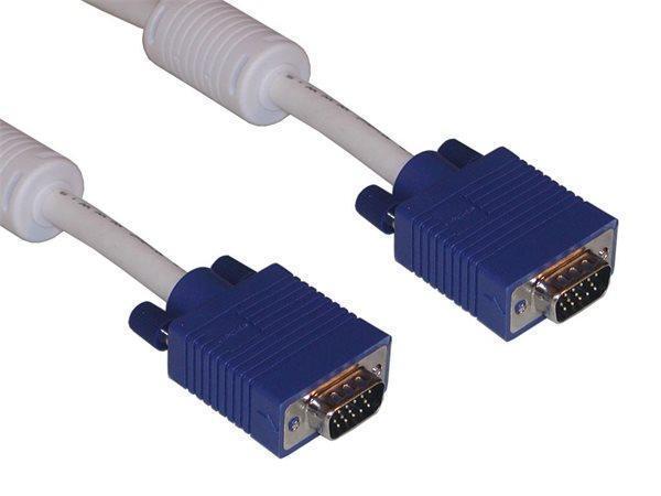 """Kabel VGA monitor """"LUX"""", 5 m, SANDBERG"""