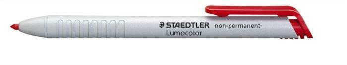 """Mechanická tužka """"Lumocolor"""", červená, omnichrom, STAEDTLER Počet kusů v balení: 1"""