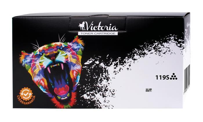 "119S Toner cartridge for ""ML1610, 2010, 4521"" printers, VICTORIA black, 2k"