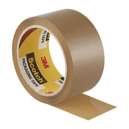 """Balící páska """"Classic"""", hnědá, 50mm x 50m, 3M SCOTCH"""