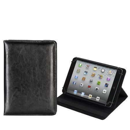 """Pouzdro na tablet """"3003"""", 7-8"""", černá, koženka, RIVACASE"""