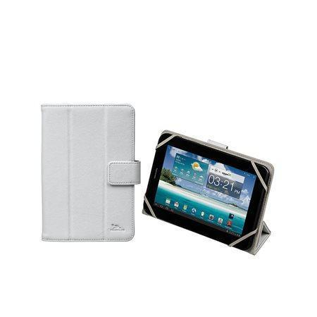 "Tablet case, 7"", RIVACASE ""3112"" white"
