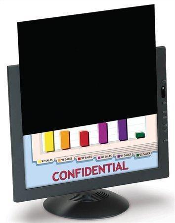 "Privátní filtr na monitor, černý, 15,4"", 332 x 208 mm, 16:10, 3M"