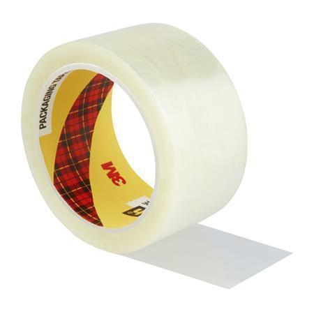 "Balící páska ""Classic"", čirá, 50mm x 50m, 3M SCOTCH"
