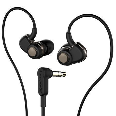"""Sluchátka do uší """"PL30+"""", černo-šedá, SOUNDMAGIC"""