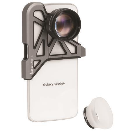 Objektivy ExoLens® pro Samsung Galaxy S6/S6 edge, 2 objektivy, FELLOWES