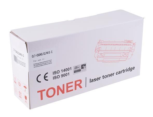 CLT-C504S/CLP415C, Toner cartridge, cyan, TENDER