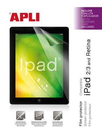 Ochranná fólie na telefon, pro iPad 2/3/Retina, APLI
