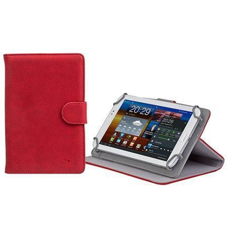 "Tablet case, 7"", RIVACASE ""Orly 3012"" red"