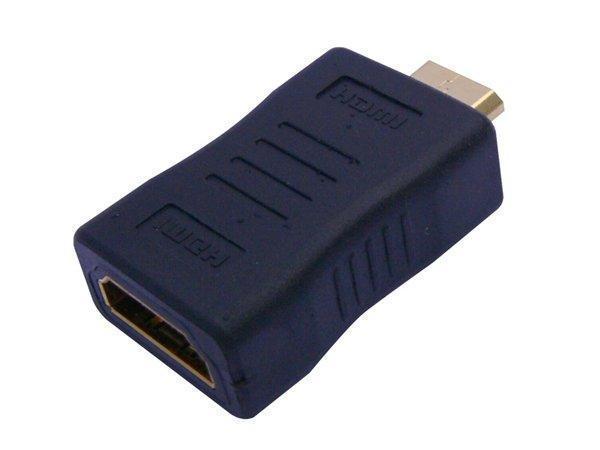 mini HDMI - HDMI adaptér, M/F, SANDBERG
