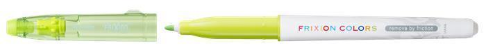 """Fix """"Frixion Colors"""", světle zelená, 0,39-0,7 mm, vymazatelný, PILOT"""