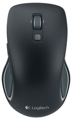 """Optická myš """"M560"""", černá, bezdrátová, normální velikost, USB, LOGITECH"""