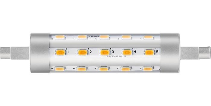 """LED žárovka """"CorePro"""", R7S, 6,5W, 806lm, 230V, 3000K, 830, PHILIPS"""