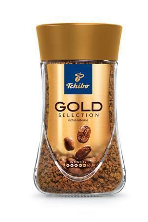 "Káva ""Gold Selection"", 200 g, instantní, TCHIBO"