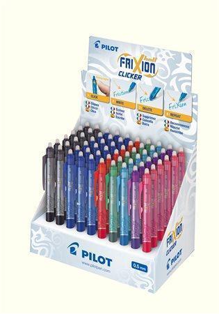 """Roller """"Clicker"""", 7 barev, 60ks, displej, PILOT"""