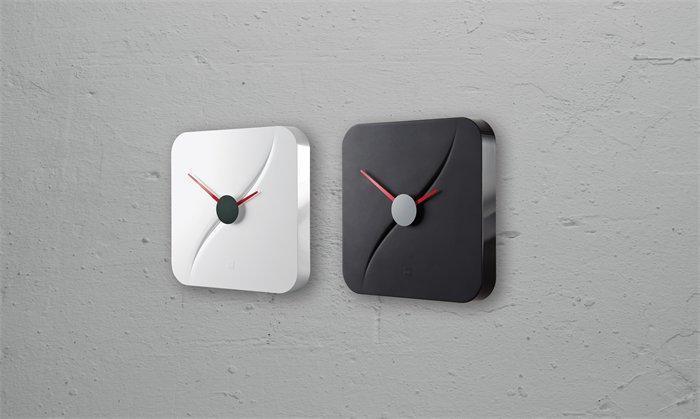"""Nástěnné hodiny """"artetempus®-kada"""", černá, SIGEL"""