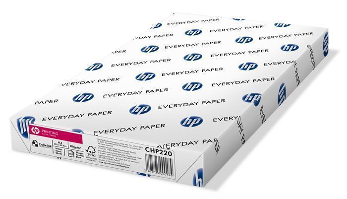 """Xerografický papír """"Printing"""", A3, 80 g, HP"""