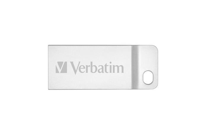 "USB flash disk ""Executive Metal"", 32GB, USB 2.0,  VERBATIM"