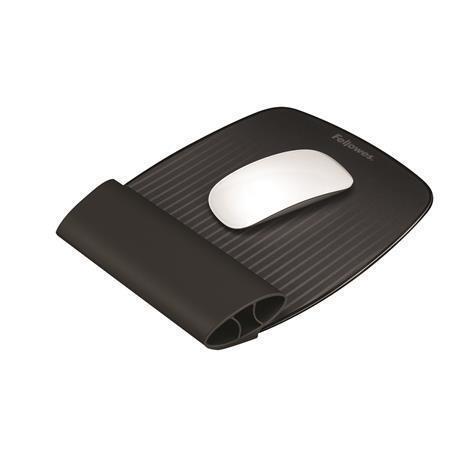 Podložka pod myš a zápěstí, řada I-Spire™, černá, FELLOWES