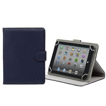 """Tablet case, 8"""", RIVACASE """"Orly 3014"""" blue"""