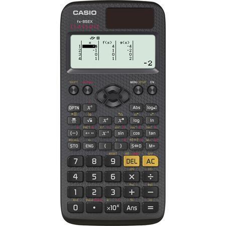 """Kalkulačka vědecká, 274 funkcí, CASIO """"FX-85 EX"""""""