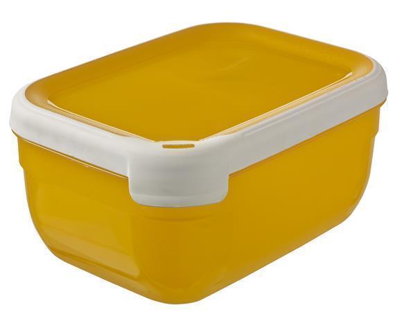 """Dóza na potraviny """"Grand Chef"""", žlutá, 1,8 l, CURVER"""