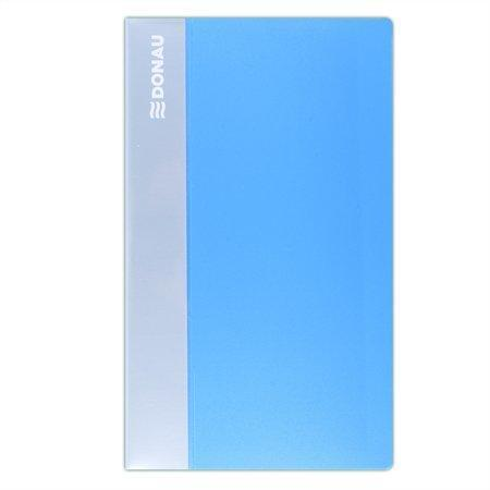 Vizitkář, na 120 ks, DONAU, světle modrý