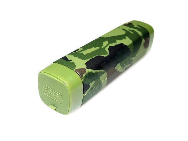 "Portable powerbank - přenosná baterie ""Outdoor"", 2600 mAh, SANDBERG, khaki"