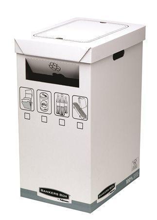Odpadkový koš pro recyklaci, FELLOWES