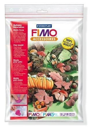 "FIMO® 8742 Silikonová forma ""Autumn decorations"""