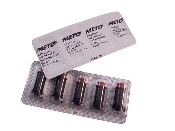 Barvící váleček k jednořádkovým etiketovacím kleštím, EC618, 722, METO