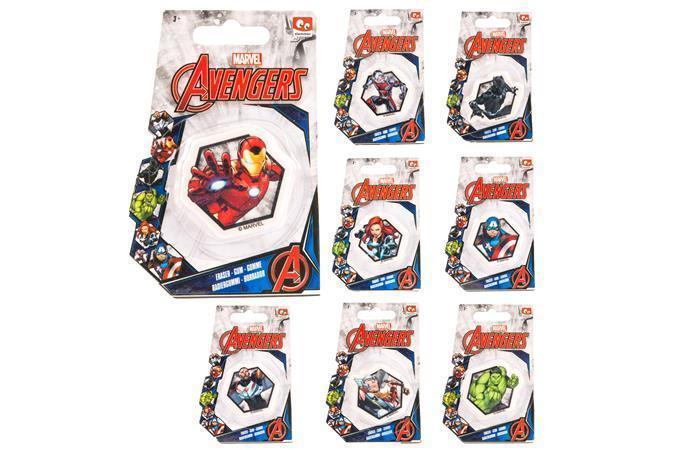 """Guma """"Avengers"""", různé vzory, CANECO"""