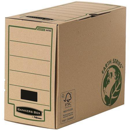 "Archivační krabice ""BANKERS BOX® EARTH SERIES by FELLOWES®"", 150 mm, FELLOWES"