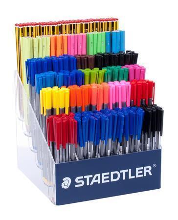 """Displej """"Acrylic"""", mix psacích potřeb, STAEDTLER"""