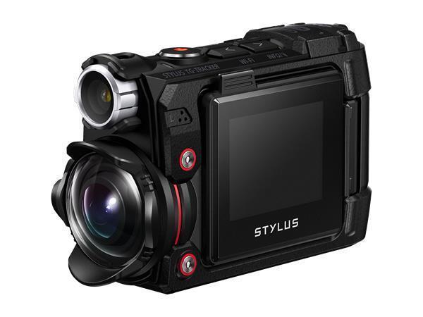 """Akční kamera, 4K, OLYMPUS """"TG-Tracker"""", černá"""