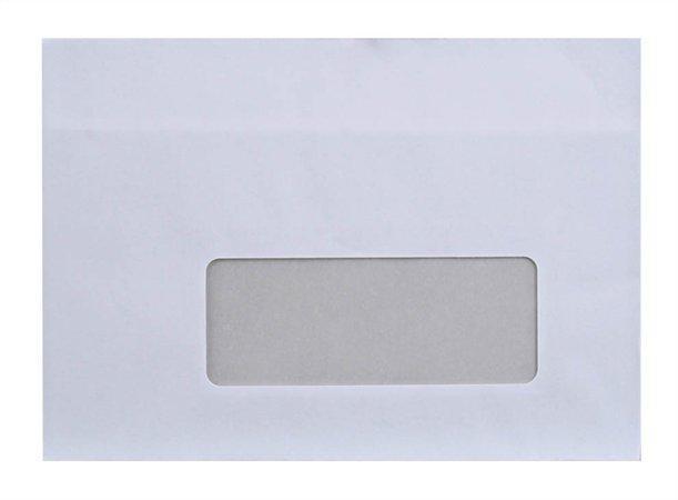 Obálka, LC6, samolepící, s okénkem vpravo, EURO