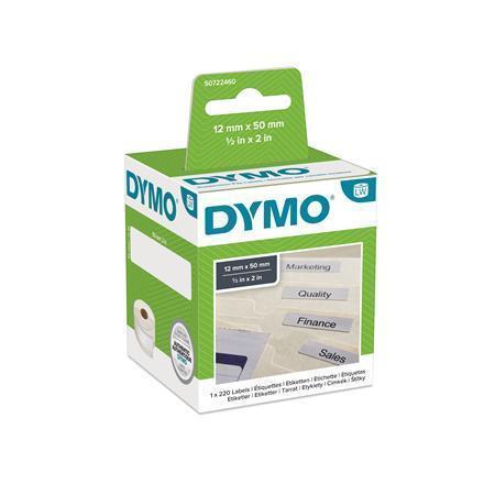 Štítky pro LW štítkovač, 50x12 mm, 220 ks, DYMO