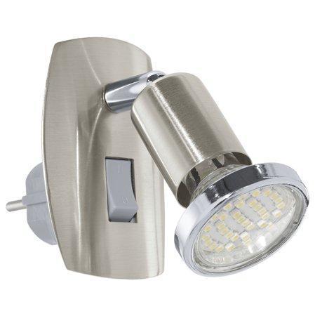 "Lampička na čtení ""Mini"", broznová, 2,5 W, EGLO"