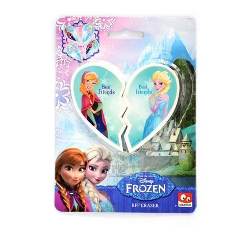 """Pryž, CANENCO """"Frozen Anna&Elsa"""" Počet kusů v balení: 2"""