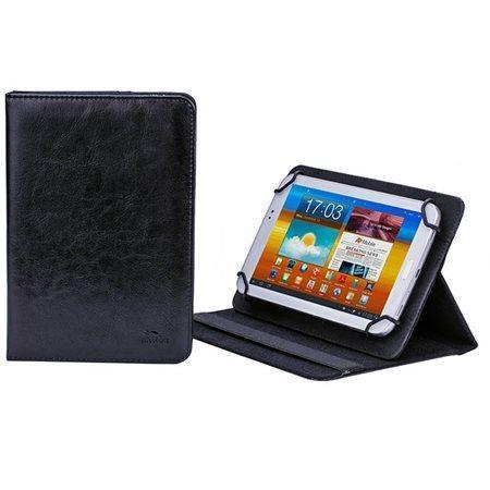 """Pouzdro na tablet """"3004"""", 8-9"""", černá, koženka, RIVACASE"""