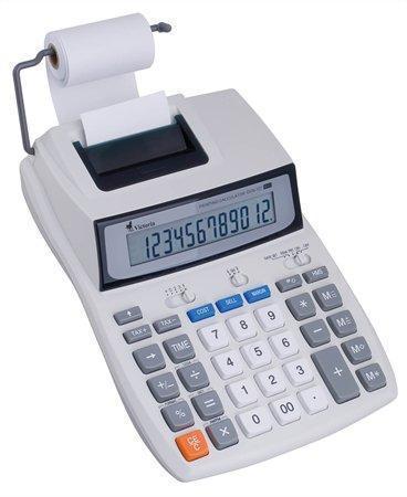 "Kalkulačka s tiskem, 12místný diplej, 2 barvy tisku, VICTORIA ""GVN-107"""