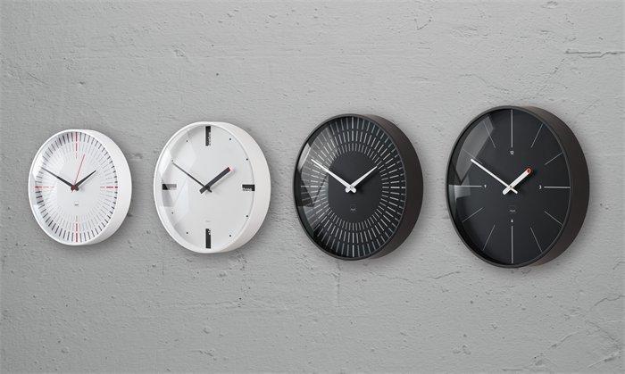 """Nástěnné hodiny """"artetempus®-acto"""", bílá, SIGEL"""