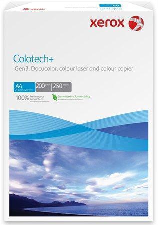 """Xerografický papír """"Colotech"""", pro digitální tisk, A3+, 457x305 mm, 200g, XEROX"""