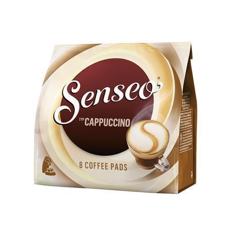 """Kávové kapsle """"Senseo"""", Cappuccino, DOUWE EGBERTS"""